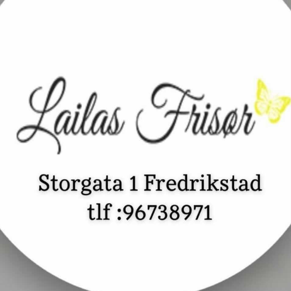Lailas Frisør AS 🦋